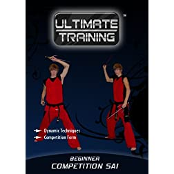 Ultimate Training: Beginner Competition Sai
