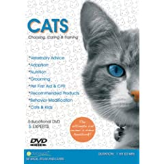 CATS DVD - Choosing, Caring and Training.