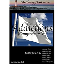 Comprehensive Addictions-The Pursuit of Authenticity-Individual Use DVD Bundle