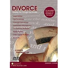DIVORCE DVD - Guiding You Through The Process