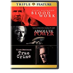 Blood Work & Absolute Power & True Crime (2pc)