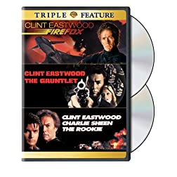 Firefox / The Gauntlet / The Rookie (Triple Feature)