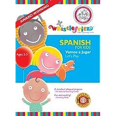 Spanish for Beginners: Vamos a Jugar (Let's Play)