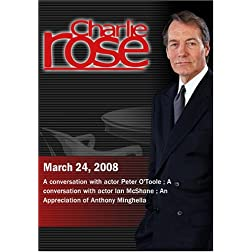 Charlie Rose (March 24, 2008)