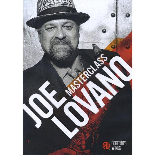 Masterclass With Joe Lovano