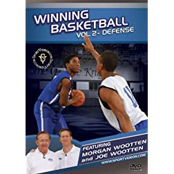 Winning Basketball: Defense