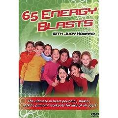 65 Energy Blasts for Kids Fitness