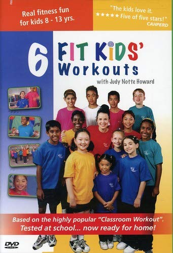 6 Fit Kids' Fitness Workouts for Children