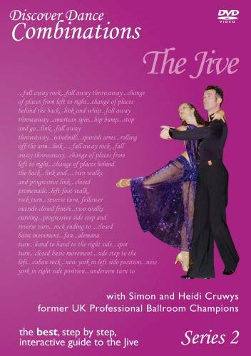 Discover Dance Combinations: The Jive - Series 2