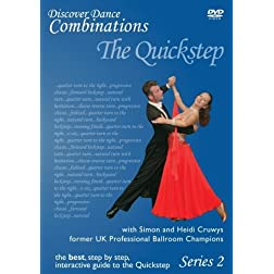 Discover Dance Combinations: The Quickstep - Series 2