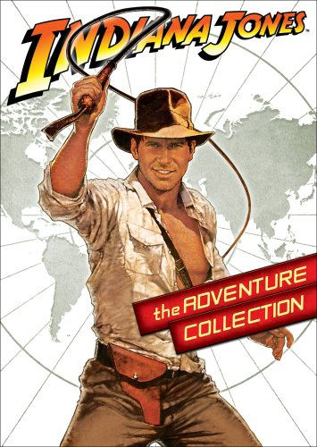 Indiana Jones - The Adventure Collection (Special Editions of Indiana Jones and the Raiders of the Lost Ark  / Indiana Jones and the Temple of Doom / Indiana Jones and the Last Crusade)