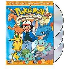 Pokemon - Adventures on the Orange Islands Box Set