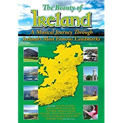 Beauty of Ireland: Musical Journey Through Ireland's Most Famous Landmarks