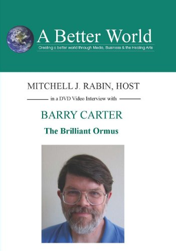 The Brilliant Ormus with Barry Carter