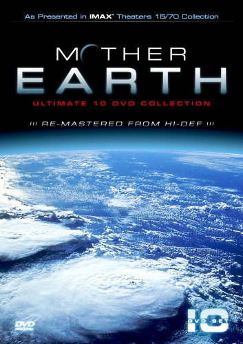 Mother Earth (IMAX) 10- Disc Set