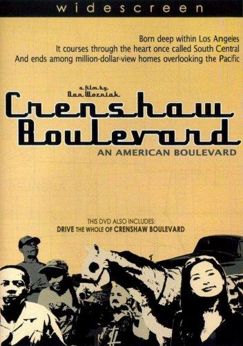 Crenshaw Boulevard - An American Boulevard