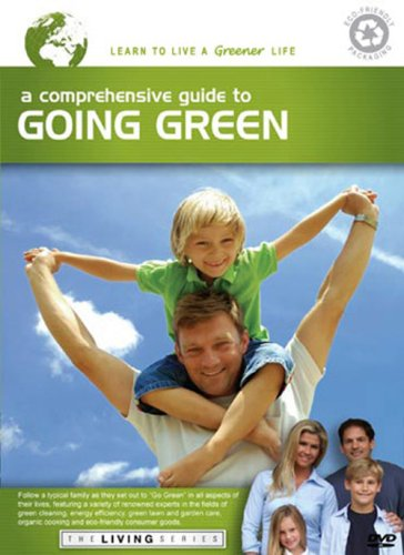 THE LIVING SERIES: A Comprehensive Guide to Going Green