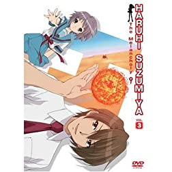 Vol. 3-Melancoly of Haruhi Suzumiya