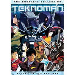 Teknoman Complete Collection (6pc)