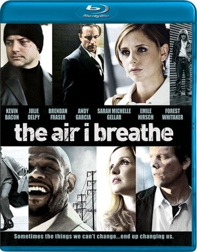 The Air I Breathe [Blu-ray]