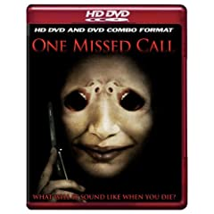 One Missed Call (Combo HD DVD and Standard DVD) [HD DVD]