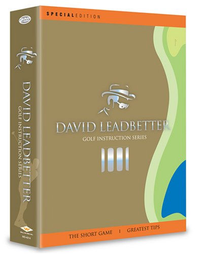 David Leadbetter's Golf Collection Series - 2 DVD SET (Vol.3)