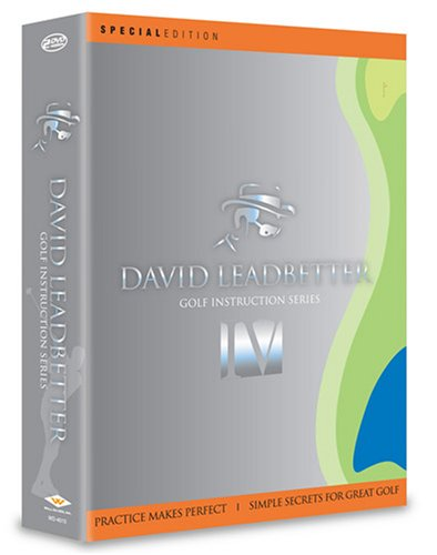 David Leadbetter's Golf Collection Series - 2 DVD SET (Vol.4)