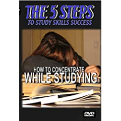 The 5 Steps - How To CONCENTRATE - WHILE STUDYING