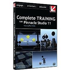 Class on Demand: Complete Training for Pinnacle Studio 11: Avid Educational Tutorial Training DVD