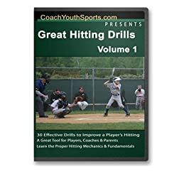 Great Hitting Drills - Volume 1