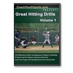 Great Hitting Drills - Volume 1