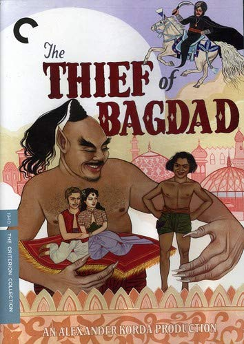 The Thief of Bagdad - Criterion Collection