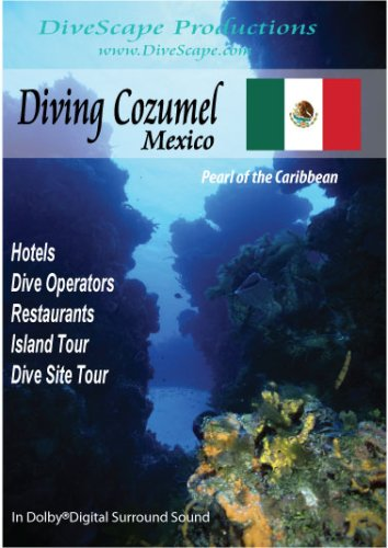 Diving Cozumel Mexico