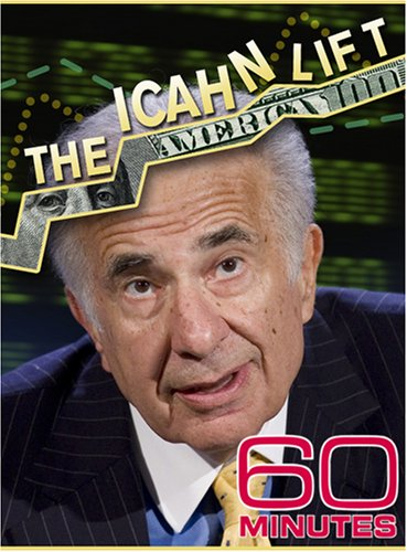 60 Minutes - The Icahn Lift (March 9, 2008)