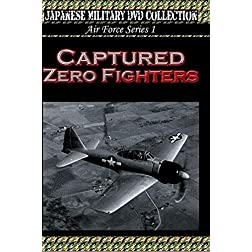 CAPTURED ZERO FIGHTERS