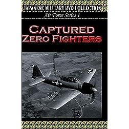 CAPTURED ZERO FIGHTERS