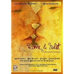 Rome & Juliet - Philippines Filipino Tagalog DVD Movie
