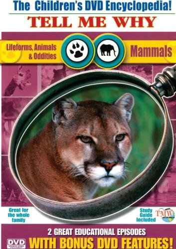 Lifeforms, Animals & Oddities & Mammals