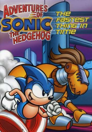 Adventures of Sonic the Hedgehog: Fastest Thing in Time
