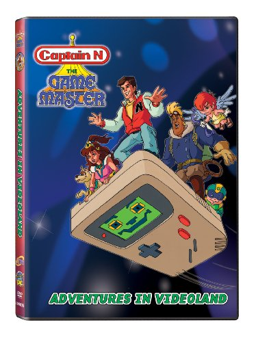 Captain N: The Game Master - Adventures in Videoland