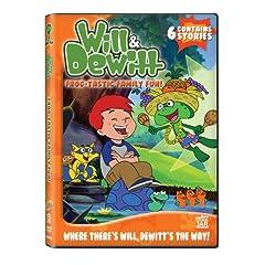 Will & Dewitt: Frog-tastic Family Fun!