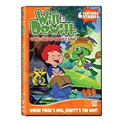 Will & Dewitt: Frog-tastic Family Fun!
