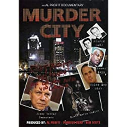 Murder City: Detroit, 100 Years of Crime and Violence