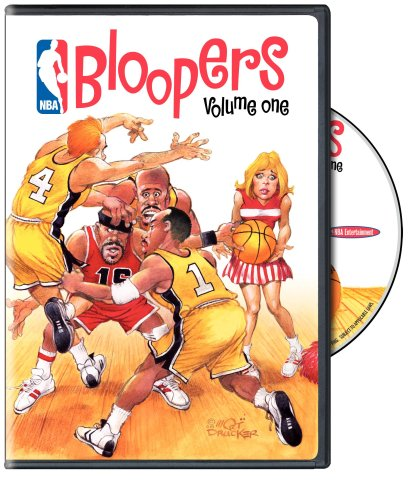 NBA Bloopers, Vol. 1
