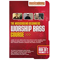 The Musicademy Beginners Worship Bass Course