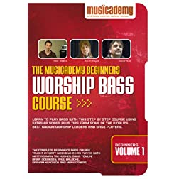 The Musicademy Beginners Bass Course Volume 1