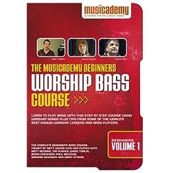 The Musicademy Beginners Bass Course Volume 1