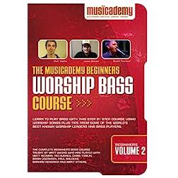 The Musicademy Beginners Worship Bass Course Volume 2