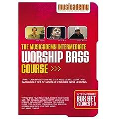 The Musicademy Intermediate Worship Bass Course