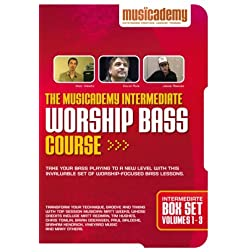 The Musicademy Intermediate Worship Bass Course